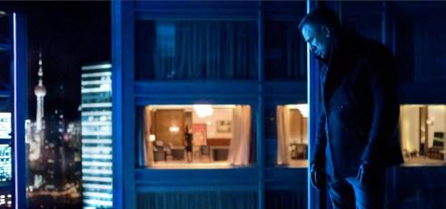 Daniel Craig Skyfall Blue Window