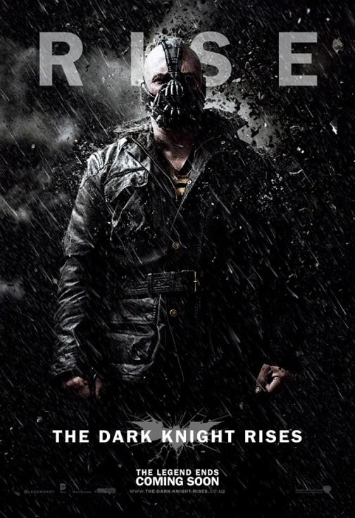 The Dark Knight Rises Bane Poster