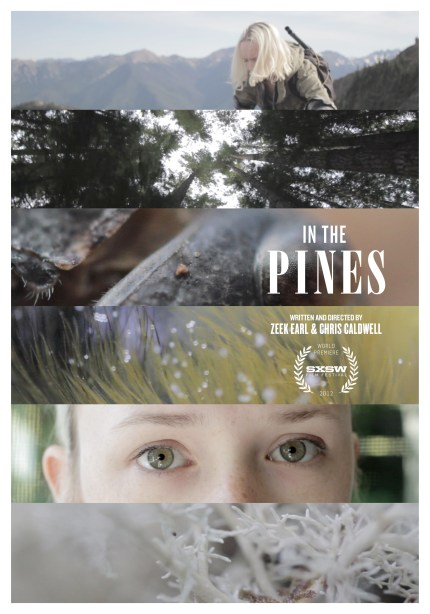 In The Pines Short Film Poster