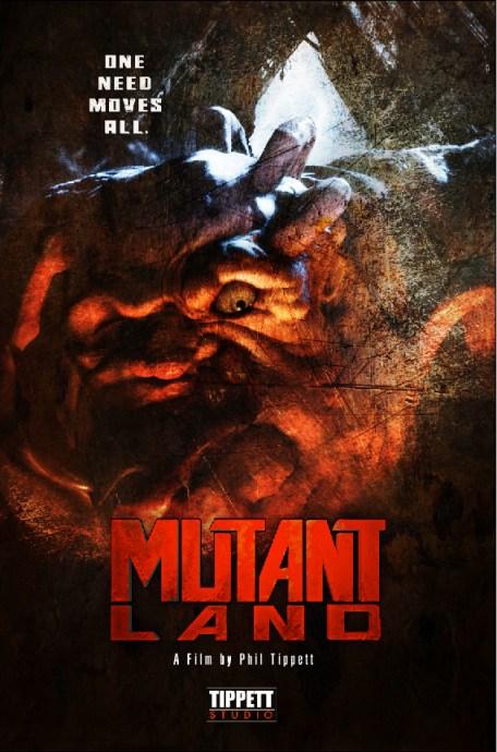 MutantLand Short Film Poster