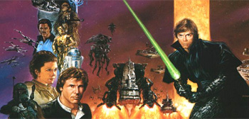 Star Wars Dark Empire Cover