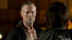 Michael Rooker The Walking Dead Made to Suffer