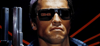 Arnold Schwarzenegger The Terminator