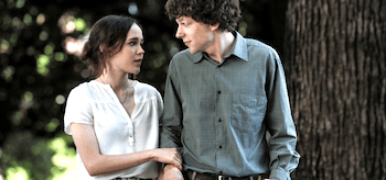 Ellen Page Jesse Eisenberg To Rome with Love