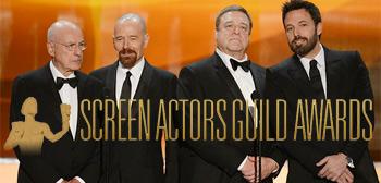 Screen Actors Guild Awards 2013