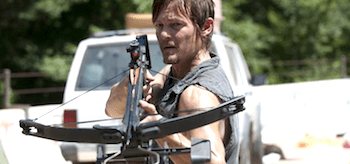 Norman Reedus The Walking Dead Home