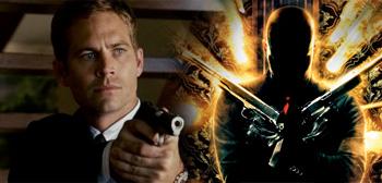 Paul Walker Agent 47