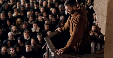 Vincent Cassel The Monk