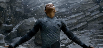 Jaden Mith After Earth