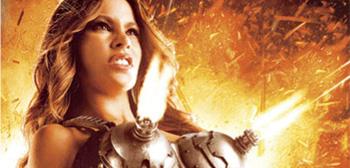 Sofia Vergara Machete Kills Movie Poster