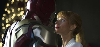 Gwyneth Paltrow Iron Man 3