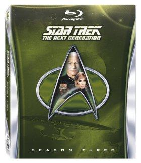 Star Trek The Next Generation Season 3 Bluray