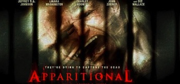 Apparitional Movie Banner