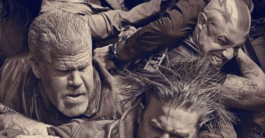 Sons of Anarchy Season 6 TV Show Poster