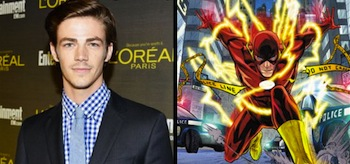 Grant Gustin The Flash