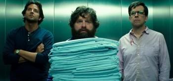 Bradley Cooper Zach Galafianakis Ed Helms The Hangover Part III