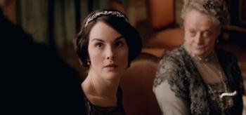 Michelle Dockery Downton Abbey