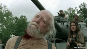 Scott Wilson Neck Sliced The Walking Dead Too Far Gone