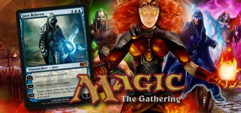 Magic The Gathering Card Title Wallpaper