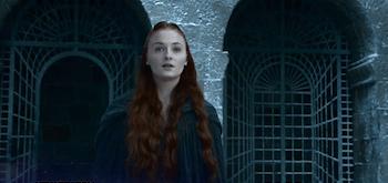 Sophie Turner Game of Thrones Season 4