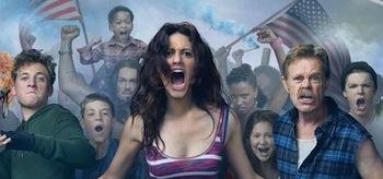 Shameless Season 4 TV Show Poster