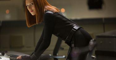 Scarlett Johansson Captain America The Winter Soldier
