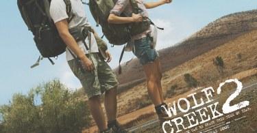 Wolf Creek 2 Movie Poster