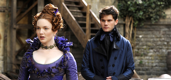 Jeremy Irvine Holliday Grainger Great Expectations