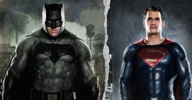 Ben Affleck Henry Cavill Batman v Superman