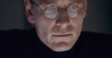 Michael Fassbender in Steve Jobs - Film Review