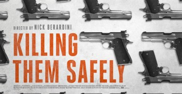 Killing Them Safely Movie Trailer & poster