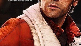 Oscar Isaac Star Wars: The Force Awakens Poster