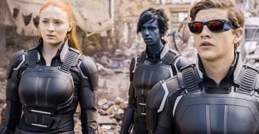 Sophie Turner Tye Sheridan Kodi Smit-McPhee X-Men: Apocalypse