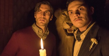 Wes Bentley Evan Peters American Horror Story The Ten Commandments Killer