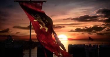 House Lannister Flag