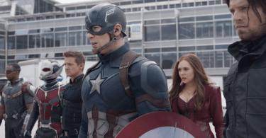Captain America: Ciivl War Super Bowl TV Spot