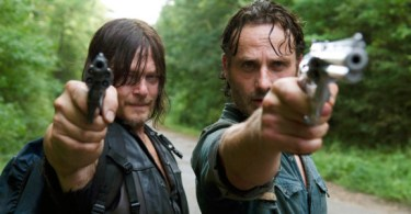 Norman Reedus Andrew Lincoln The Walking Dead The Next World