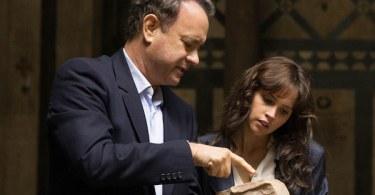 Tom Hanks Felicity Jones Inferno