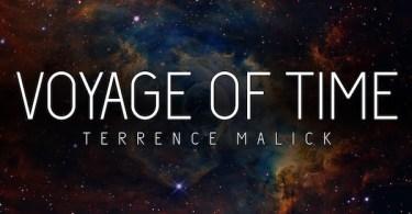 Voyage of Time Logo