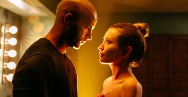 Ricky Whittle Emily Browning American Gods