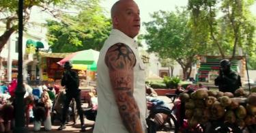 Vin Diesel xXx: The Return of Xander Cage