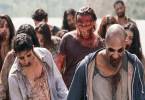 Frank Dillane Fear the Walking Dead Grotesque