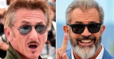 Sean Penn Mel Gibson