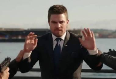 Stephen Amell Arrow Season 5