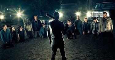 The Walking Dead: Season 7 Key Art
