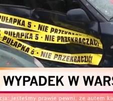 John McClane na ulicach Warszawy
