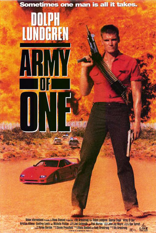 Army_of_One_video