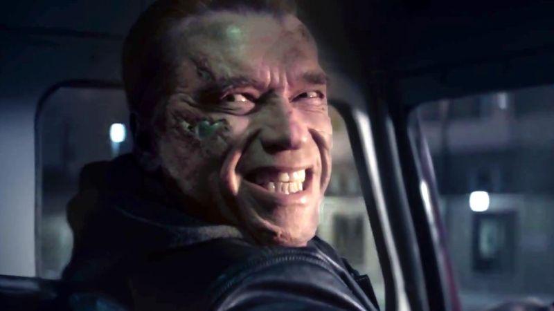 Arnie powrócił...