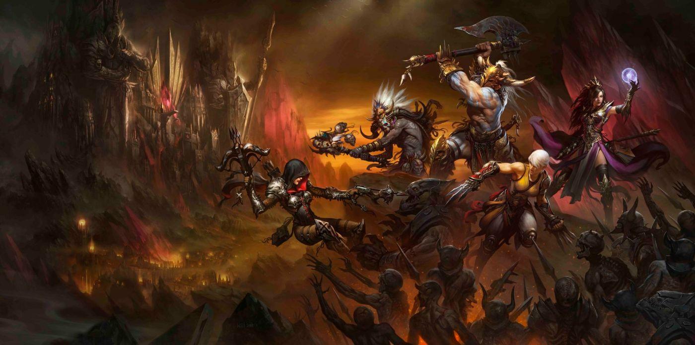 Diablo-III-Heroes-Rise-Darkness-Fall-cover-by-Wei