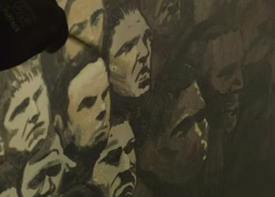 Dokumentacja tworzenia muralu XCOM2 dla firmy Cenega